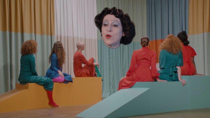 Georgina Starr, Quarantaine, 2020. Courtesy: The Artist, Film and Video Umbrella, Glasgow International, The Hunterian, Leeds Art Gallery & Art Fund.