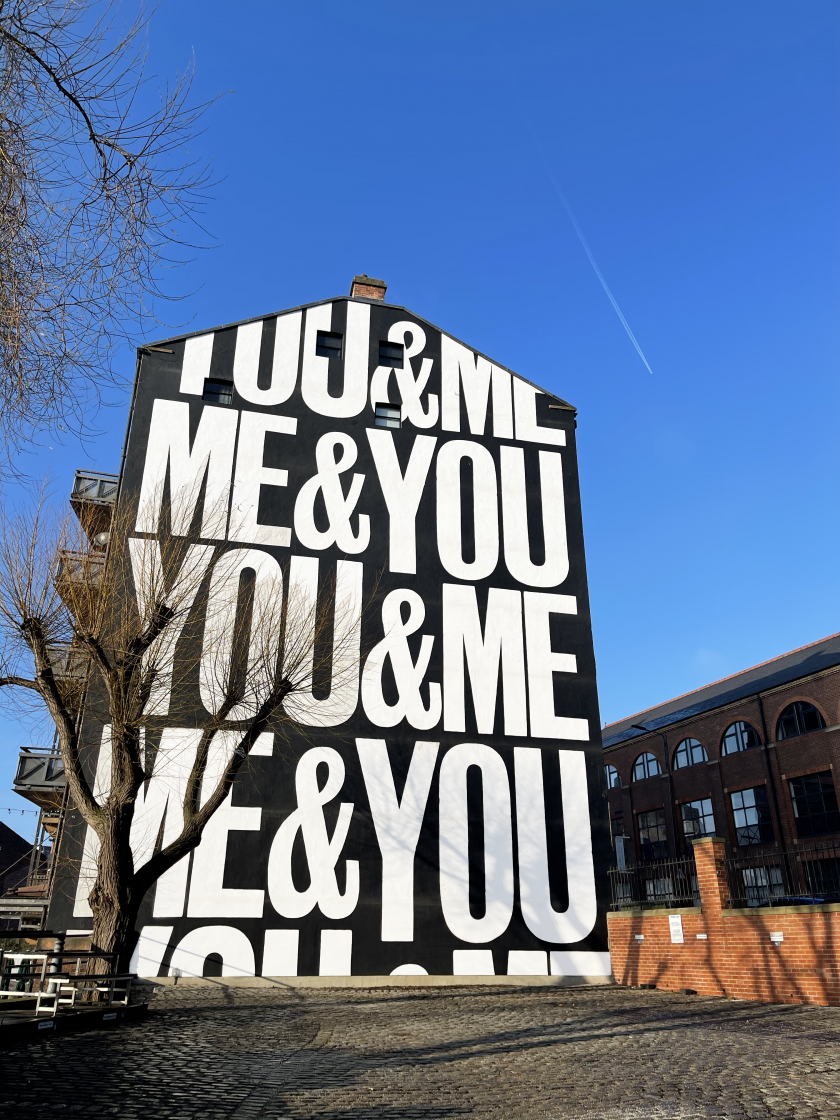 All images courtesy of Anthony Burrill / In Good Company