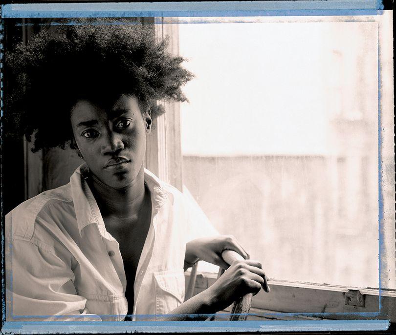 Pretty For A Black Girl # 4 © John Pinderhughes