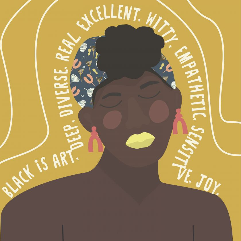 Illustration by Queenbe Monyei