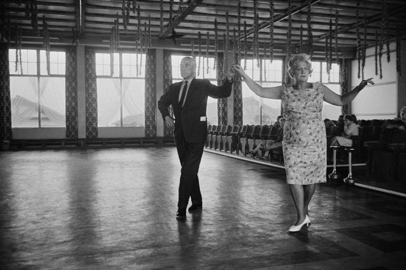 Ballroom, Morecambe, 1968 © Tony Ray-Jones