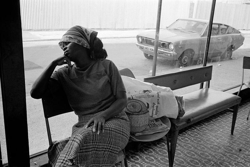 Brick Lane, London E1, 1978 © Paul Trevor