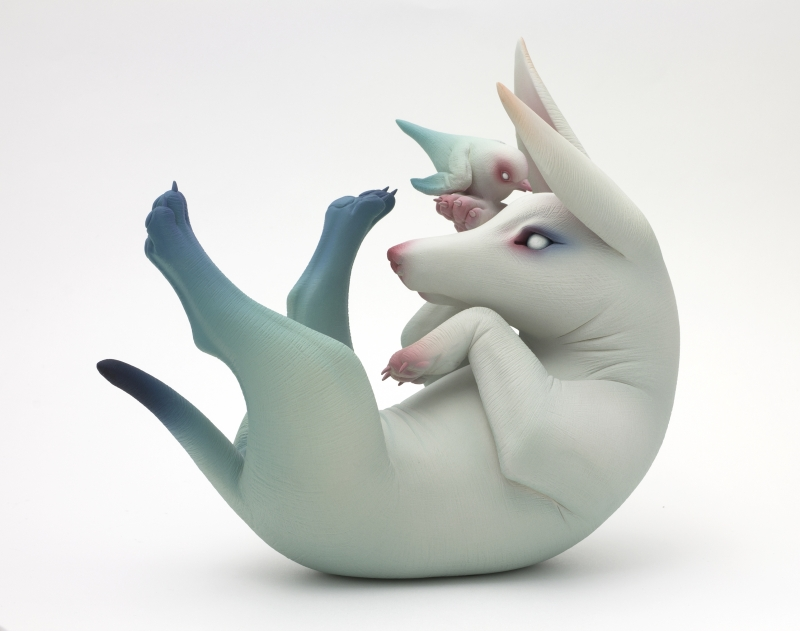 Odd Things Erika Sanada S Beautiful Yet Creepy Ceramic