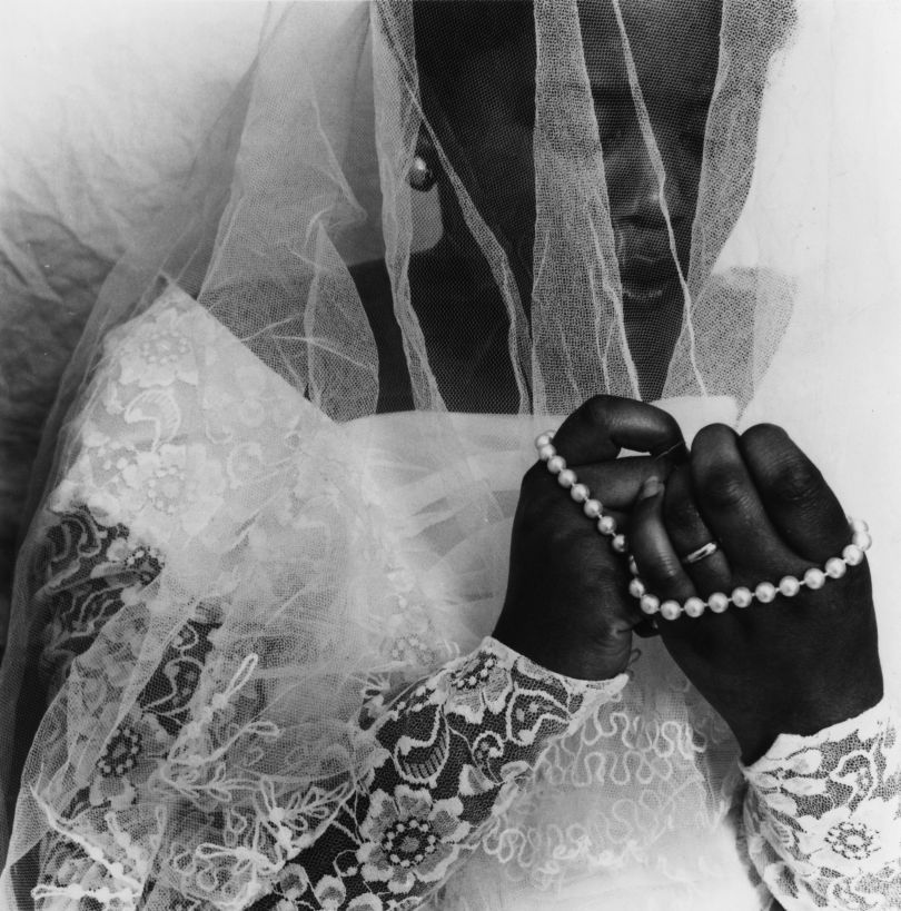 Maxine Walker, from the series The Bride, 1989. Courtesy of the artist and Autograph, London © Maxine Walker