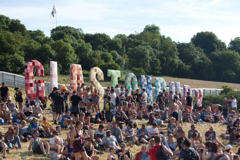 Glastonbury Festival 2014, copyright Emma Stoner.