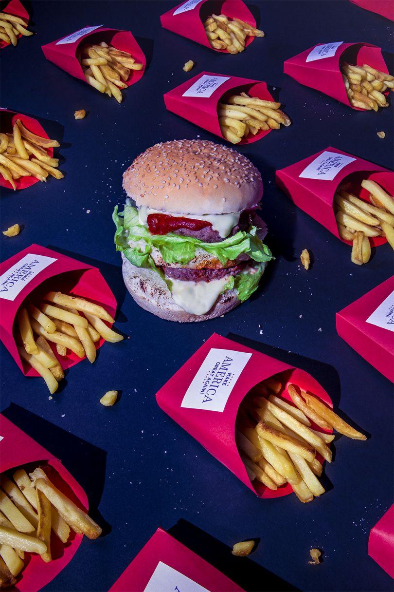 Donald J. Trump / Fast Food - © Dan Bannino