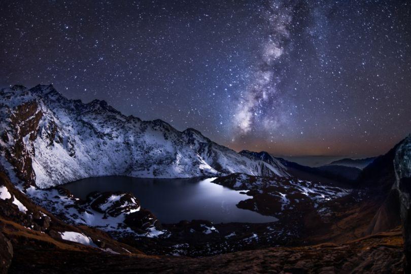 Calmness of Eternity © Yevhen Samuchenko