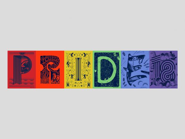 Facebook Pride 2018. All images courtesy of Facebook
