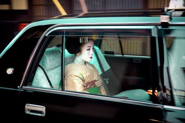 """""""Geisha"""" April 2008. © Laurent Guérin"""