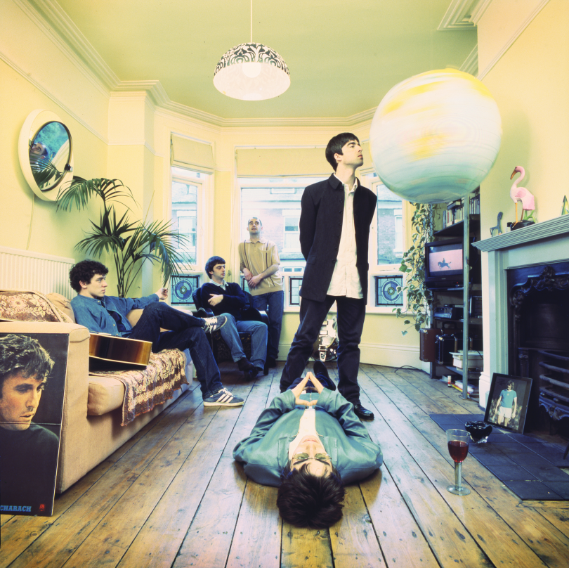 Definitely Maybe outtake 1994 © Michael Spencer Jones. All images courtesy of the artist and gallery. Via Creative Boom submission.