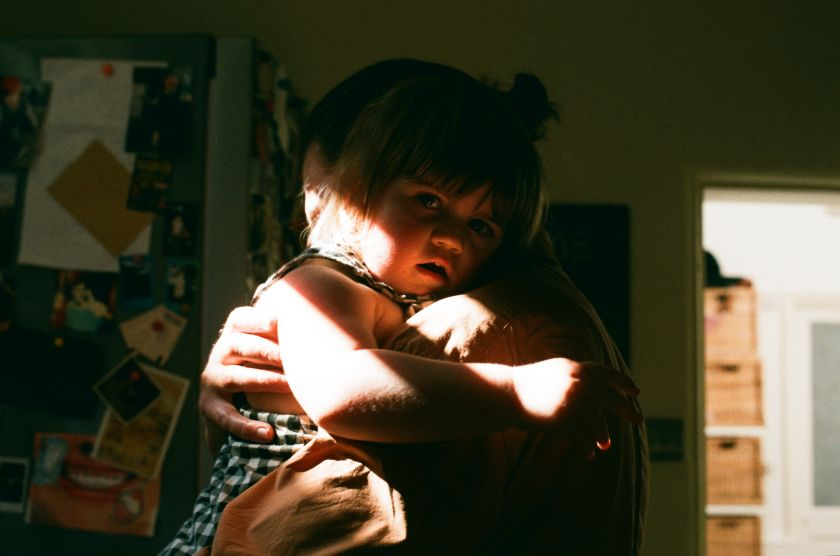 John and Esme – From the series, Present Fathers © Sophie Harris-Taylor