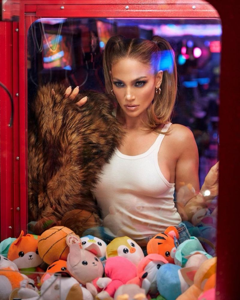Jennifer Lopez stars in 'Hit Play', her own video game and pixelated universe