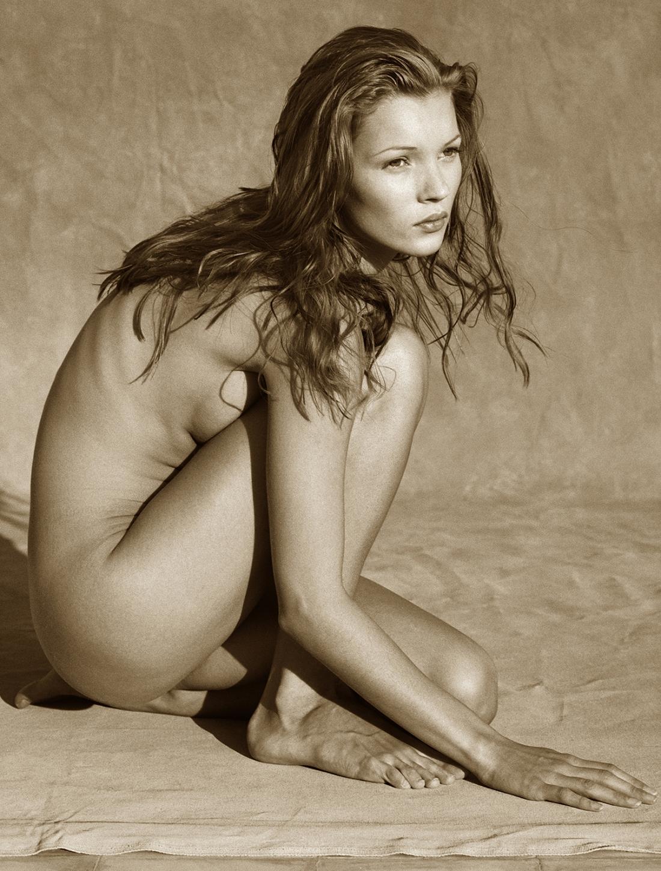 Kate Moss – © Albert Watson