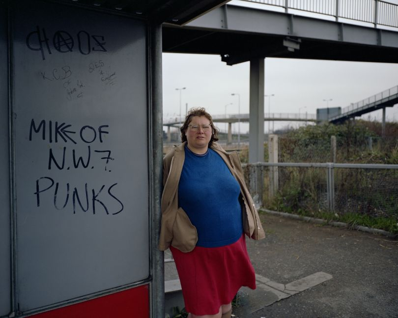 From the series, A1 – The Great North Road © Paul Graham