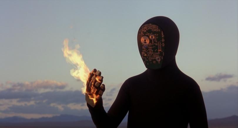 Daft Punk's Electroma (Courtesy of Tony Gardner)