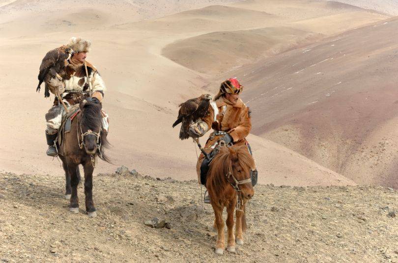 Mongolia, 2007 © Marc Progin. Courtesy of Blue Lotus Gallery