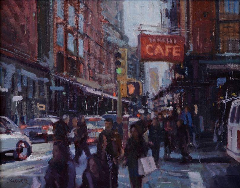 Cafe © Jim Beckner