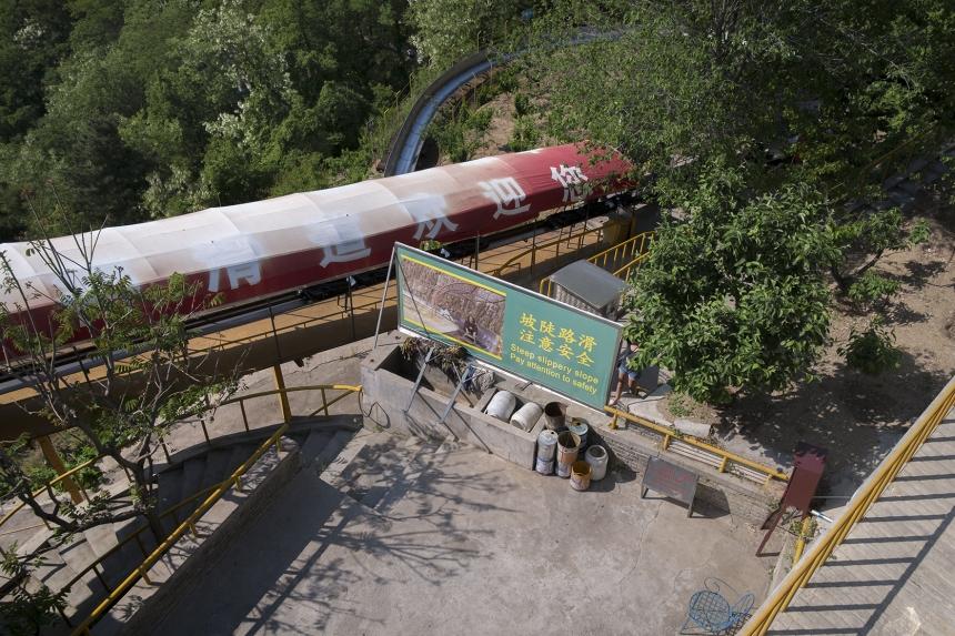 Great Wall of China, Mutianyu, China