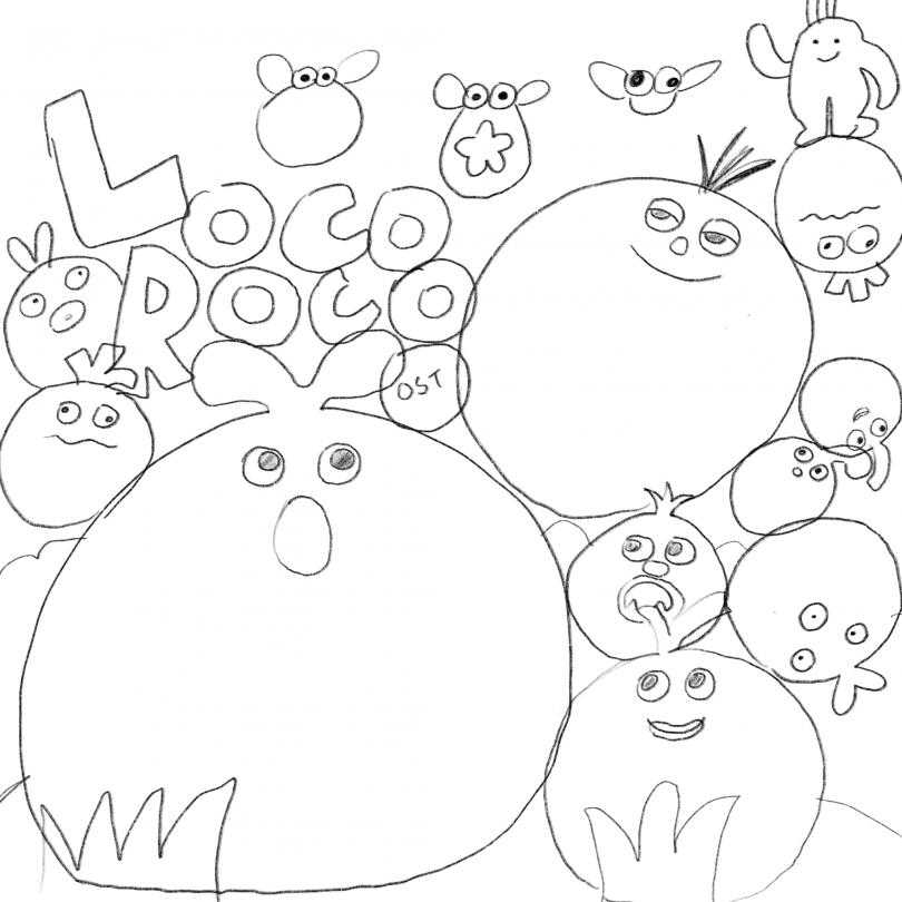 Exclusive sketch look