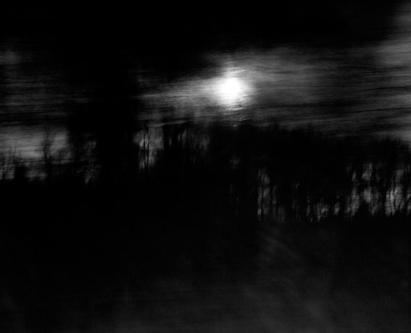 As Light Falls #10 (2015) © Nicholas Hughes