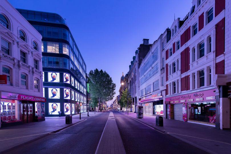 Oxford Street, 7 May 2020 © Jan Enkelmann