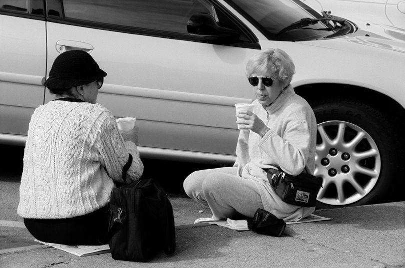 San Francisco, USA, 1997 | © Christian Maillard