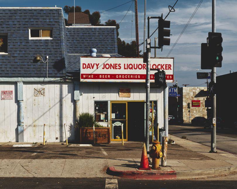 Davy Jones Liquor Locker, Los Angeles, 2017 © Ben Hassett