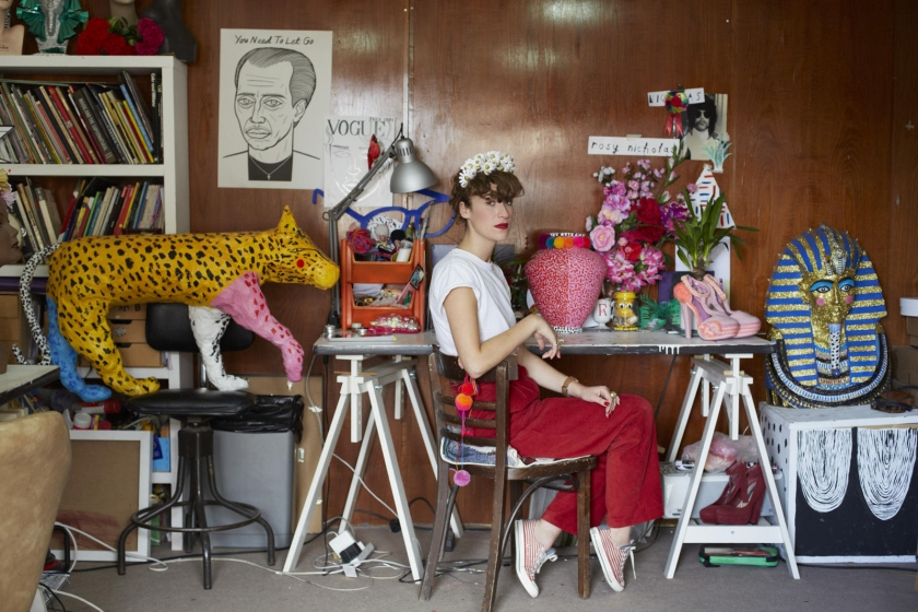Rosy Nicholas - props and accessory maker