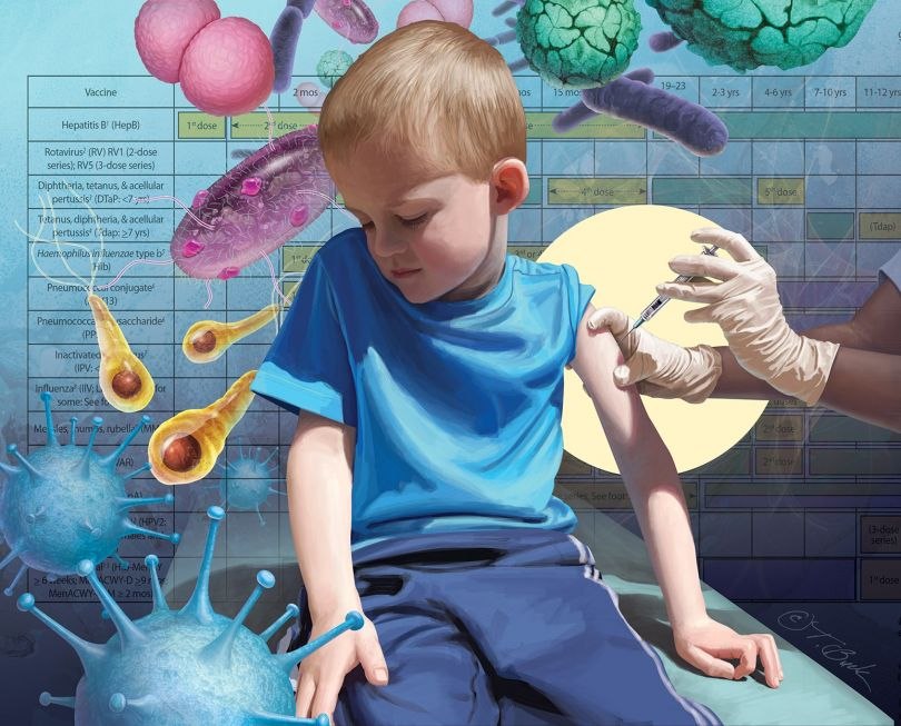 Immunizations © Todd Buck. All images courtesy of the artists