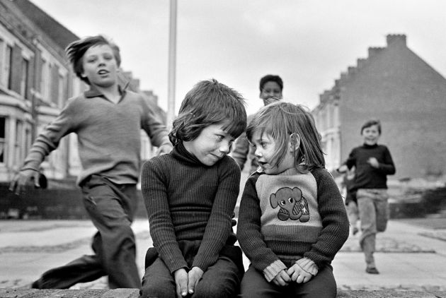 All photography courtesy of Ella Murtha. © Tish Murtha