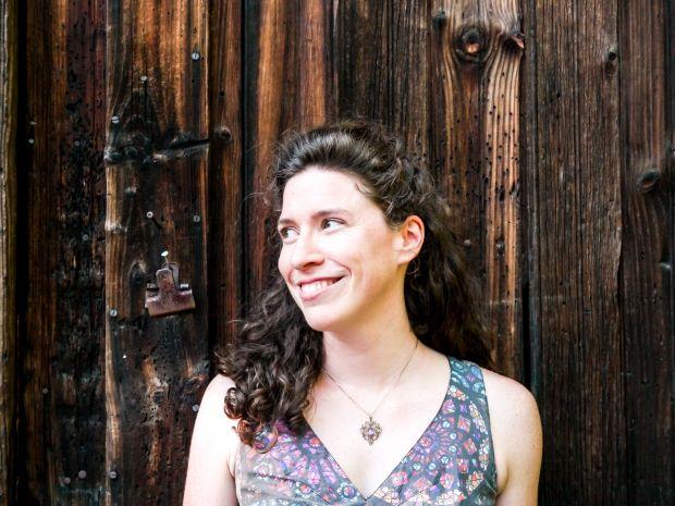 Camille DeAngelis. Photo credit: Anne Weil
