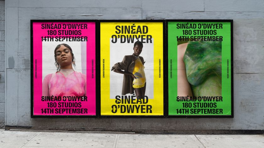 How Greenspace helped Sinéad O'Dwyer bring body-positivity to the fashion industry