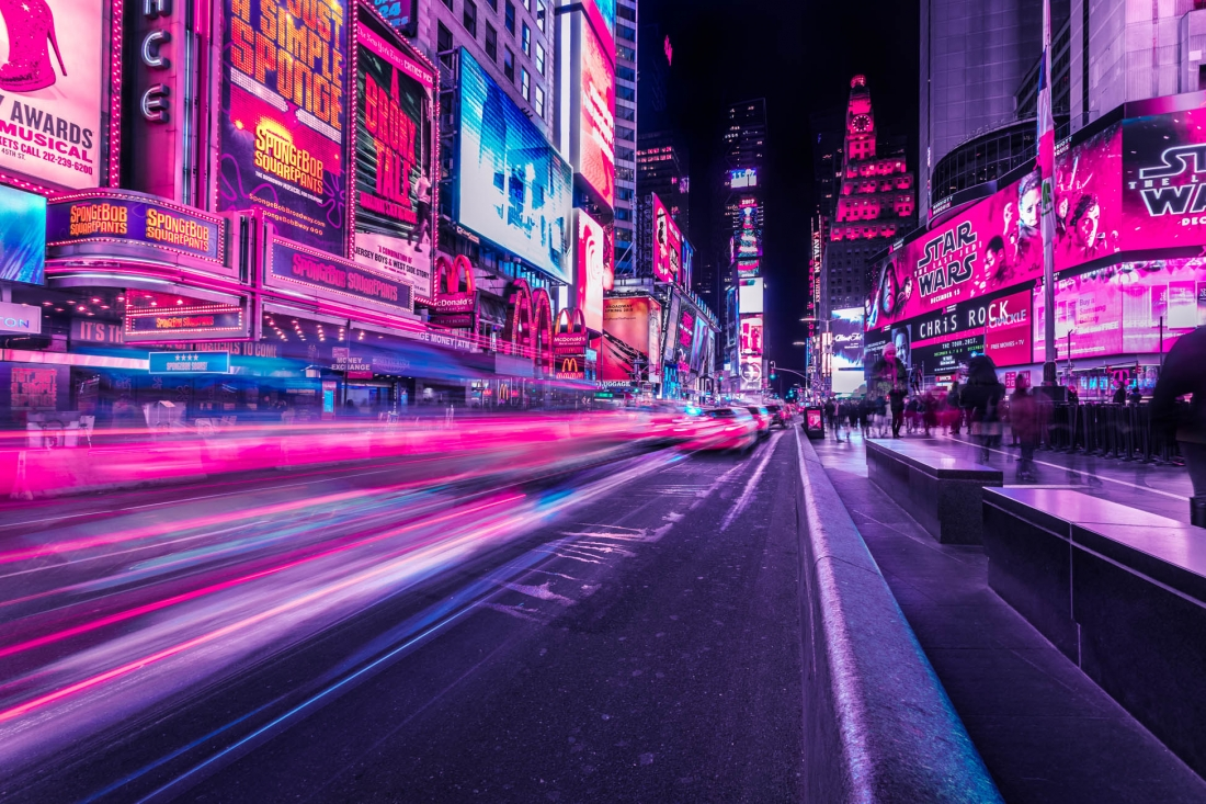 Glow new york