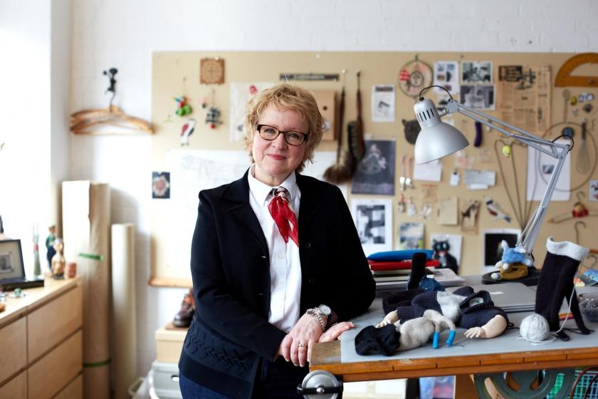 Margaret Huber - artist