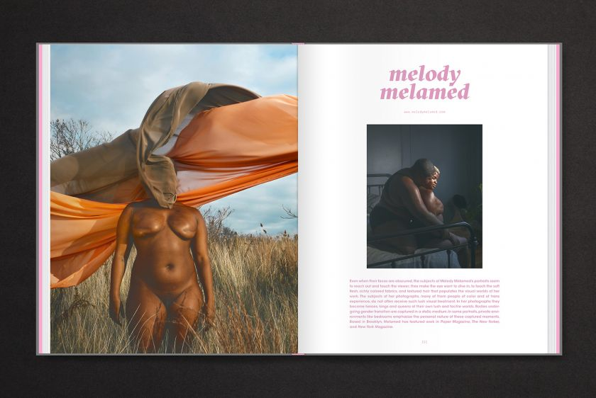 New Queer Photography spread Melodey Melament