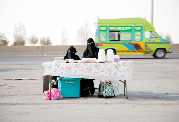 Riyadh Entrepreneurs © Nyree Cox, National Awards, Winner, Saudi Arabia, 2019 Sony World Photography Awards