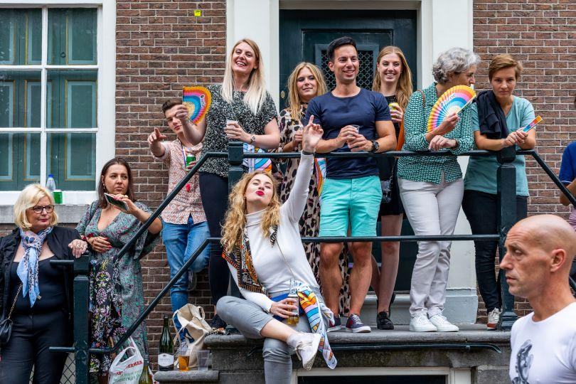 From the series Last Summer of Amsterdam © David Katzenstein