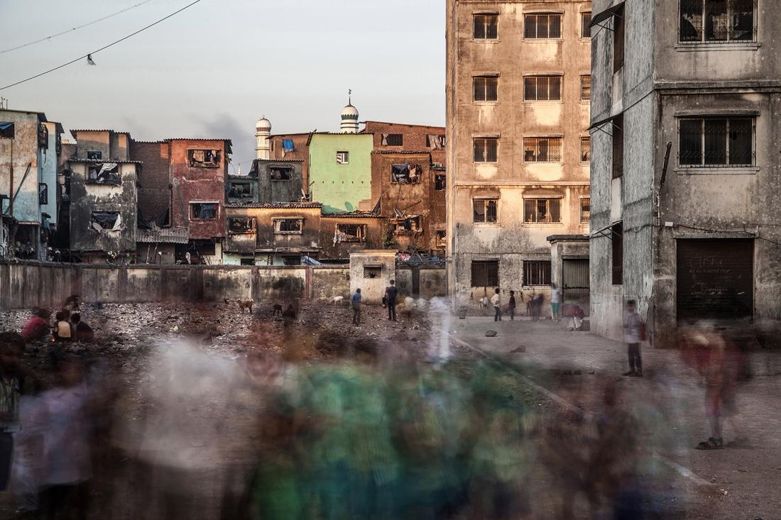 Photographer: Torsten Andreas Hoffmann Dharavi, Mumbai, India