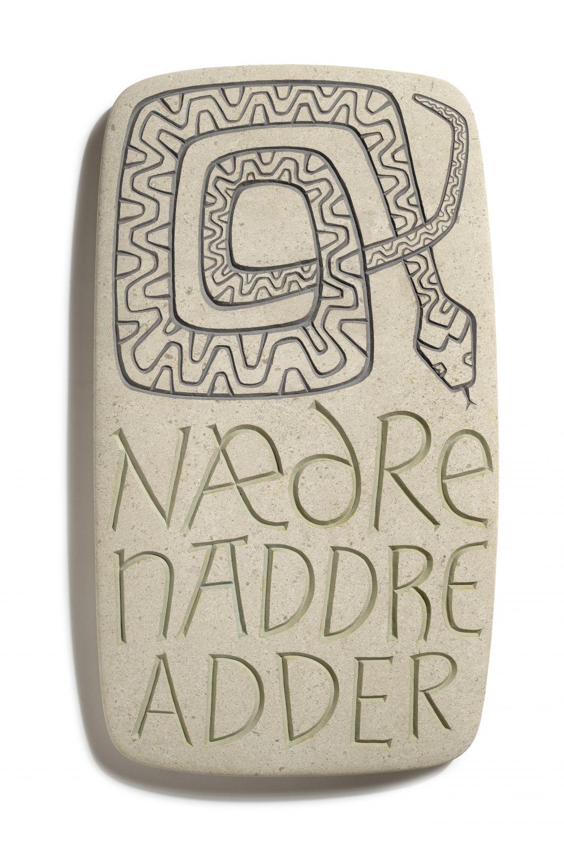 Adder, by Geoff Aldred