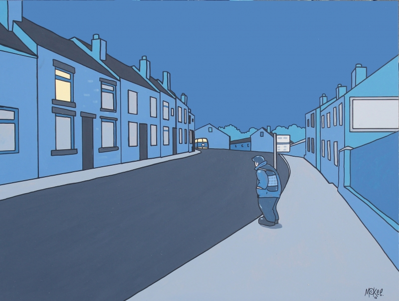 Sheffield Artist Pete Mckee Creates New Show To Celebrate