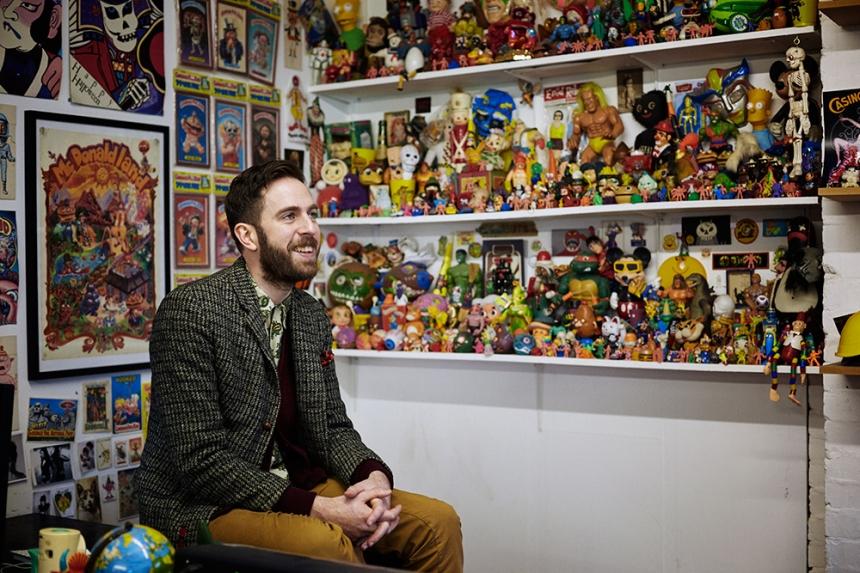 Rob Flowers, illustrator