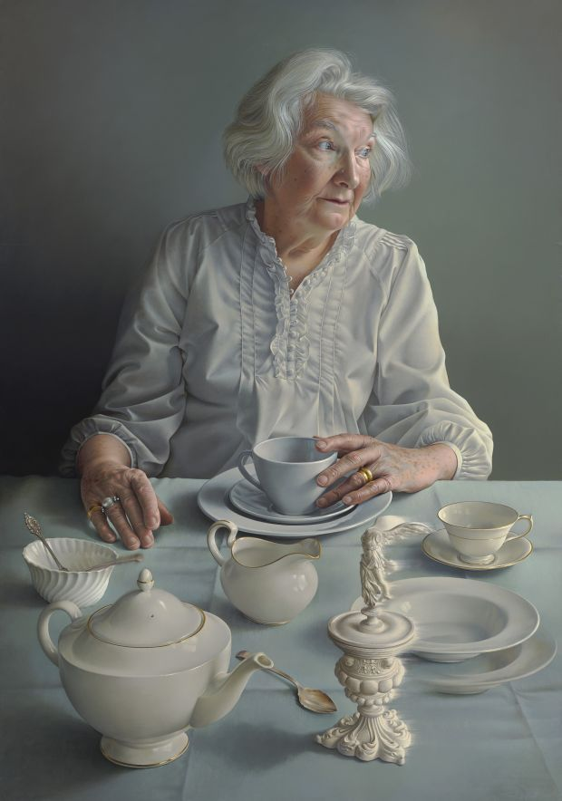 An Angel At My Table by Miriam Escofet © Miriam Escofet