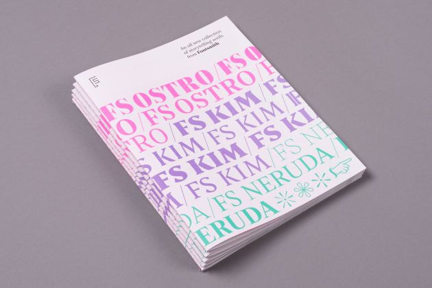 Images courtesy of Fontsmith