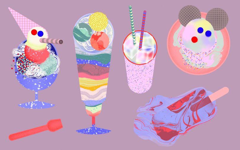 Ice cream: