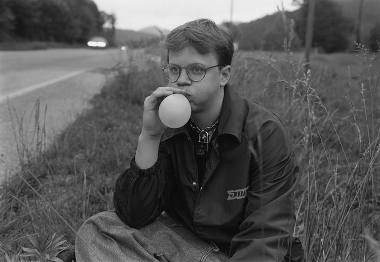Mark Steinmetz Highway 441, Georgia/North Carolina State line 1997