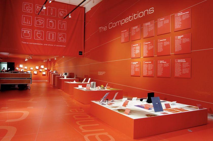 CSA, AIGA exhibition