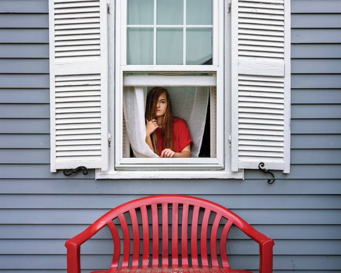 Rania Matar, Stephanie, Braintree, Massachusetts, 2020
