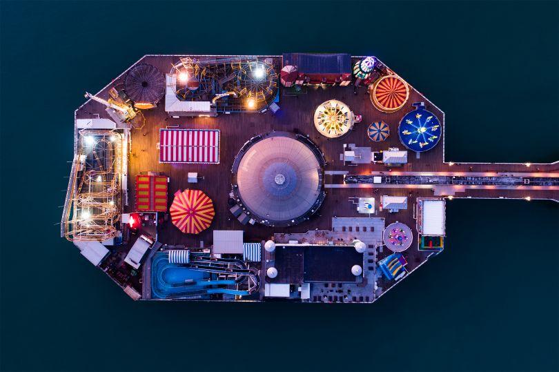 Pinball Pier © Stephen Tomlinson, United Kingdom, Shortlist, Open, Architecture, 2020 Sony World Photography Awards