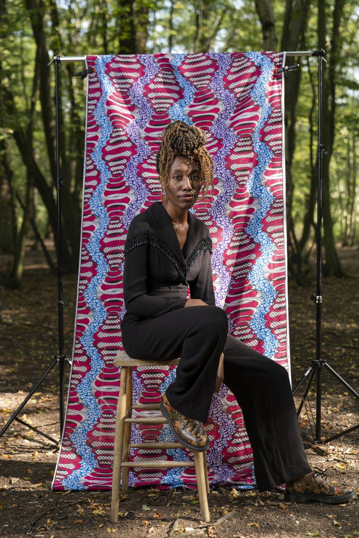 Chisara, singer, writer and actress