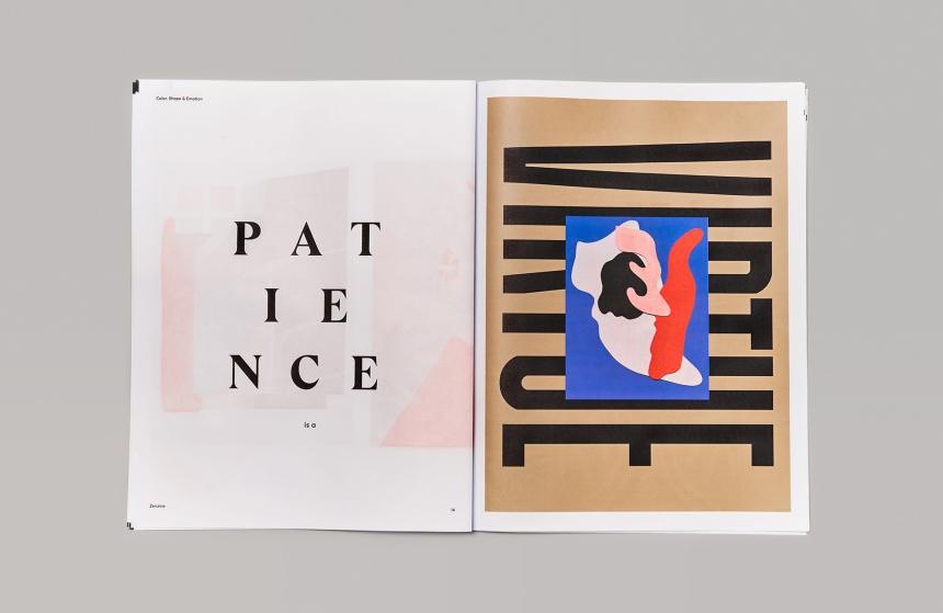 To Illustrate - Magazine cover